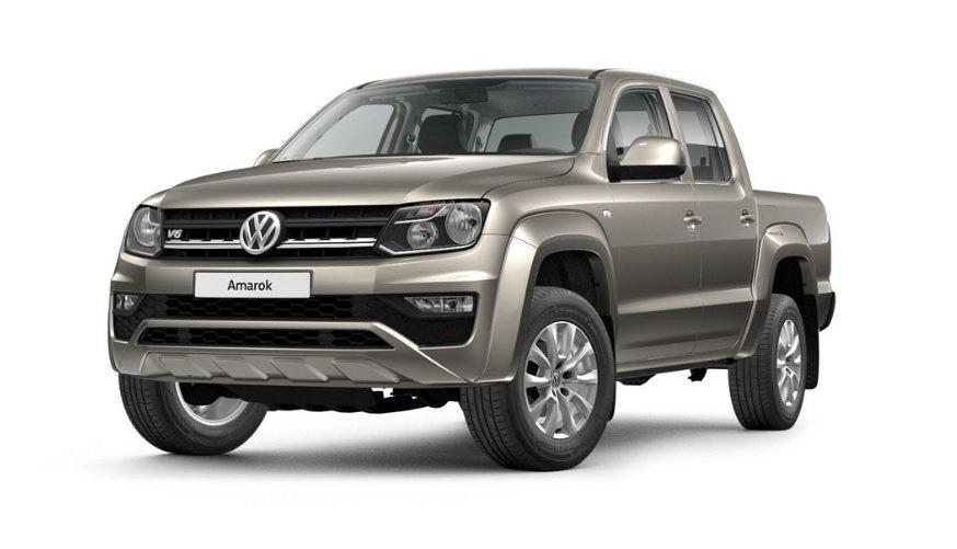 Volkswagen Amarok leasen