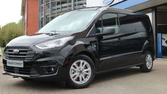 Ford transit connect leasen 4