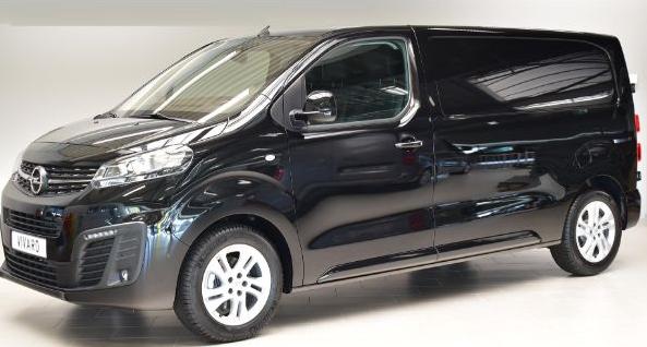 Opel Vivaro leasen 1