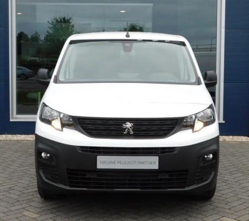 Peugeot Partner leasen 2