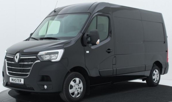 Renault Master leasen 1
