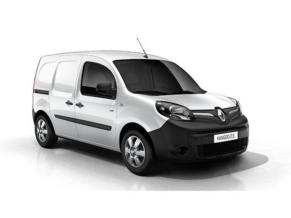 Renault Kangoo ZE leasen