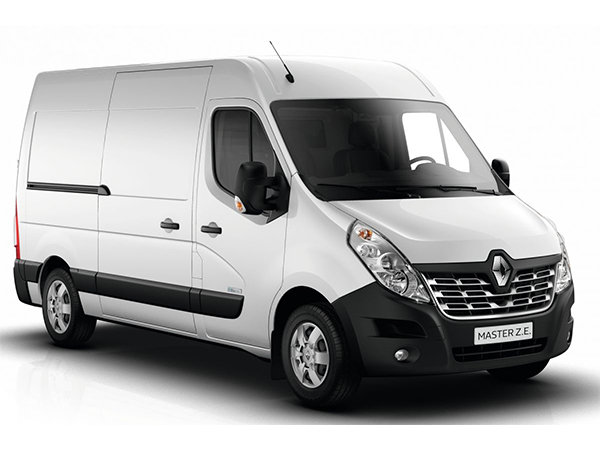 Renault Master Z.E. leasen